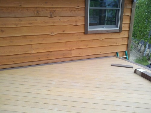 Pin by voyageur lumber on siding ideas pinterest for Prefinished siding