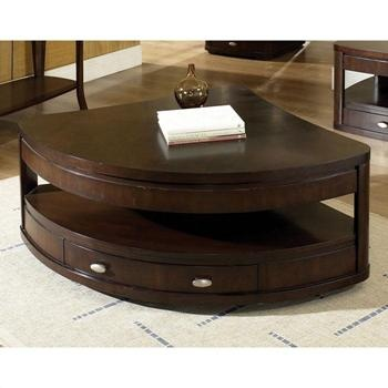 Another pie shaped lift top coffee table for the home pinterest Pie shaped coffee table