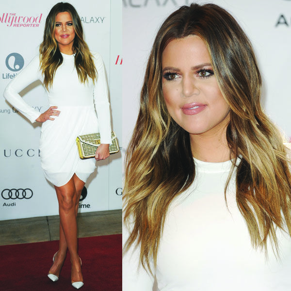 Khloe Kardashian Files for Divorce, Takes Off Wedding Ring, and Starts ...