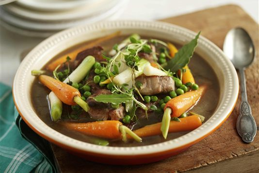 Marco Pierre White's quick lamb stew | recipies | Pinterest