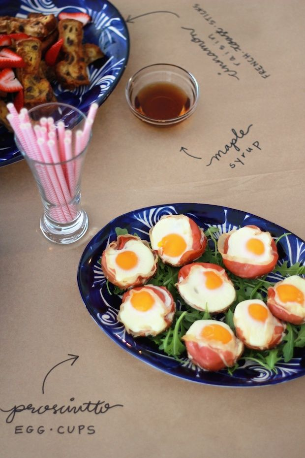 prosciutto egg cups | Good eats | Pinterest