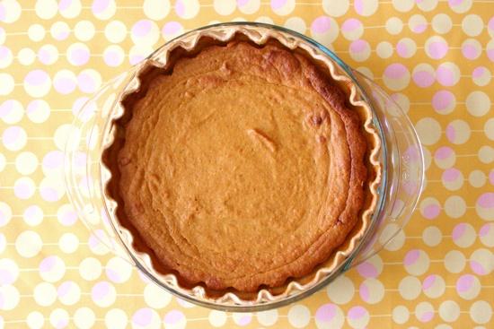 Healthy Pumpkin Pie | Pie | Pinterest