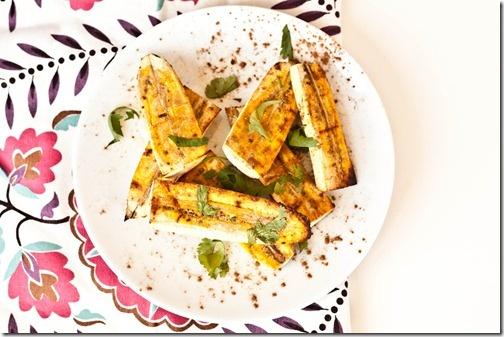 Grilled Plantains   Yummy- desserts   Pinterest