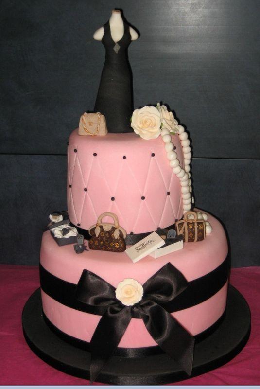 ROloves fashion cakes | Fabulous Cakes | Pinterest