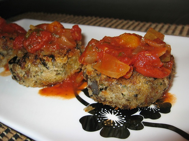 Eggplant Croquettes with Marinara Sauce by Kevin - Closet Cooking, via ...