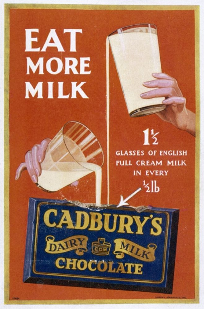 cadbury dairy milk 3 essay Cadbury dairy milk is a brand of milk chocolate manufactured by cadbury it was introduced in the united kingdom in 1905 and now consists of a number of products.