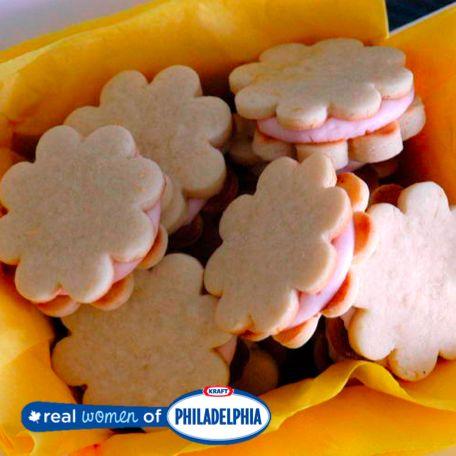 ... Women of Philadelphia member recipe: Pink Grapefruit Sandwich Cookies