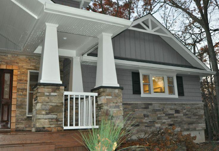 Craftsman Home Exterior Siding Ideas Joy Studio Design