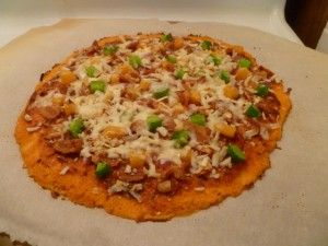 Carrot Crust Pizza: A new way to do Gluten Free pizza and it was ...