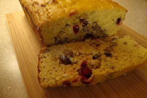 Cranberry Orange & Pecan Pound Cake | Baking | Pinterest