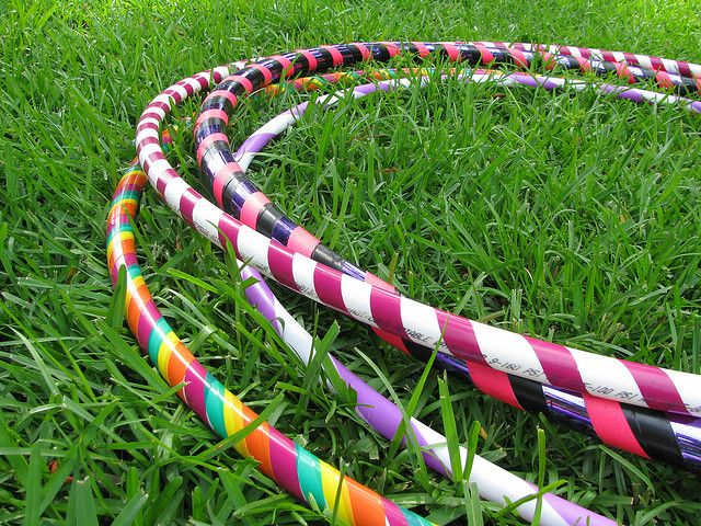 homemade hula hoops on roses are blue fun with kids pinterest. Black Bedroom Furniture Sets. Home Design Ideas