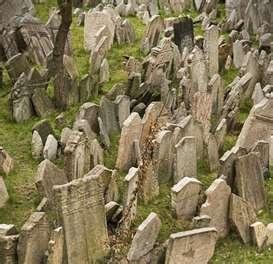 Jewish Ghetto Cemetery, Prague