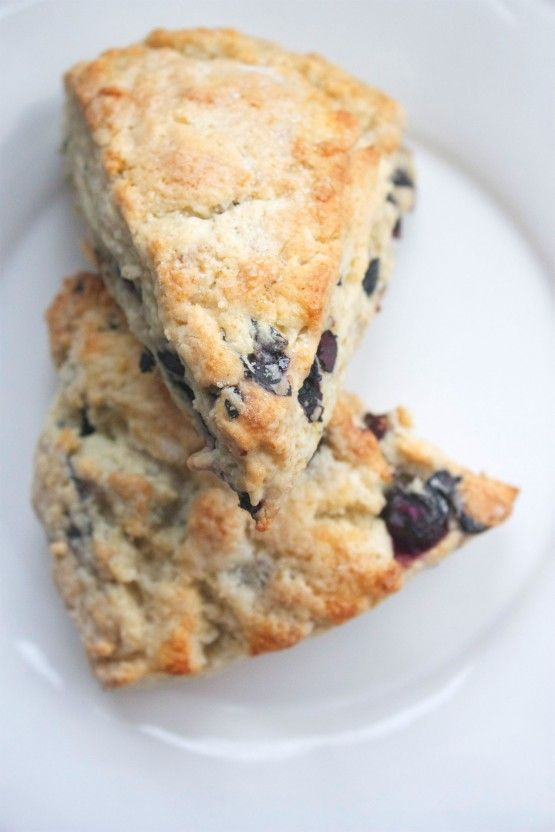 blueberry lemon scones | Breakfast | Pinterest