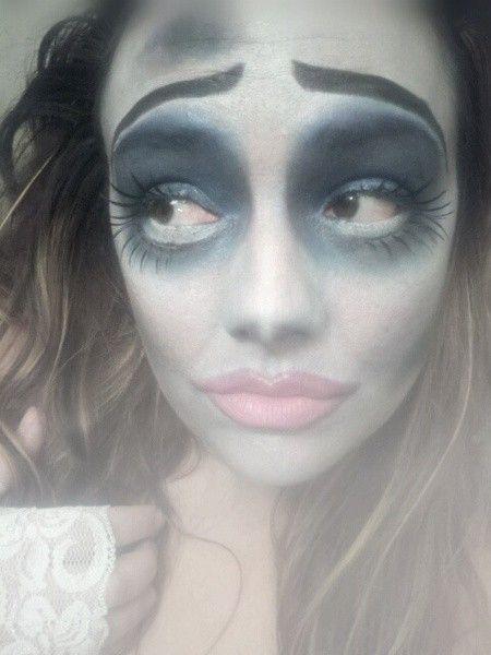 Corpse Bride Makeup Pictures : Corpse Bride makeup This Is Halloween Pinterest