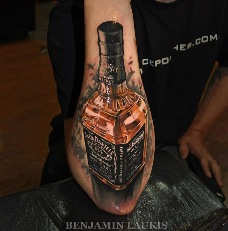 jack daniel 39 s tattoo wow art form tattoos pinterest. Black Bedroom Furniture Sets. Home Design Ideas
