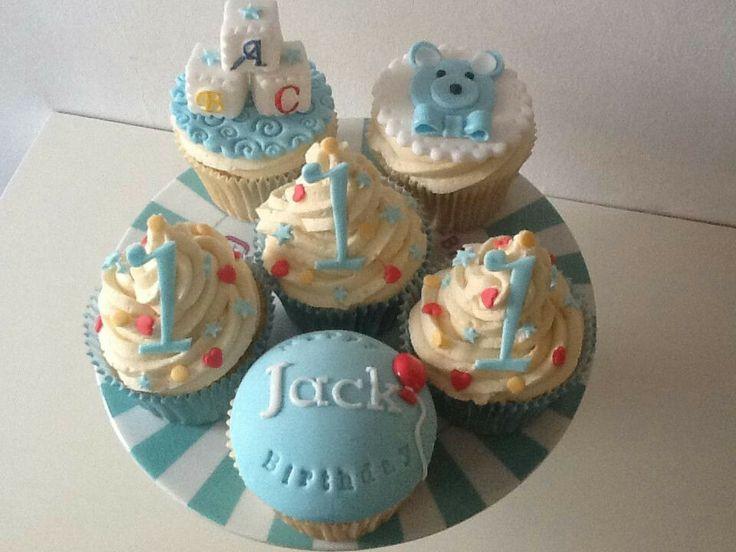 Baby boy 1st birthday  **Cakes by me !**  Pinterest
