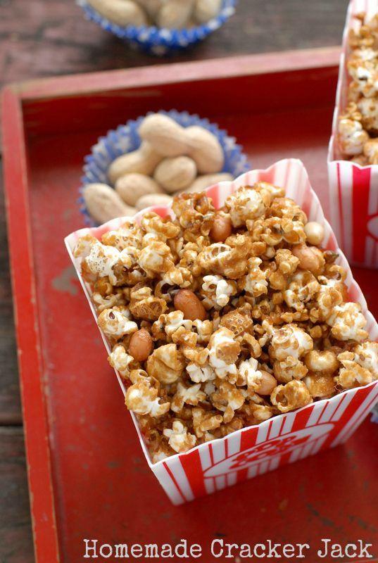 The Best Homemade Cracker Jack | Boulder Locavore