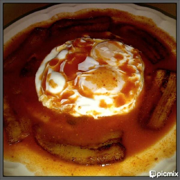 Huevos Motuleños | PLATILLOS DEL BAVARO | Pinterest