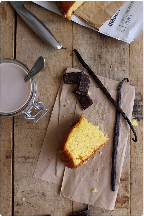 torta morbida yogurt e miele / soft yogurt & honey cake