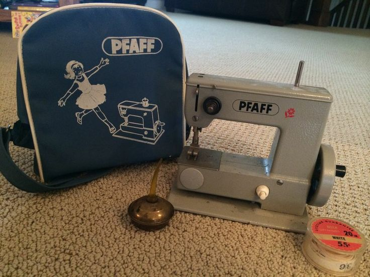 how to clean and oil pfaff sewing machine