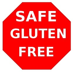 How to Get SAFE #GlutenFree Food at a Restaurant.