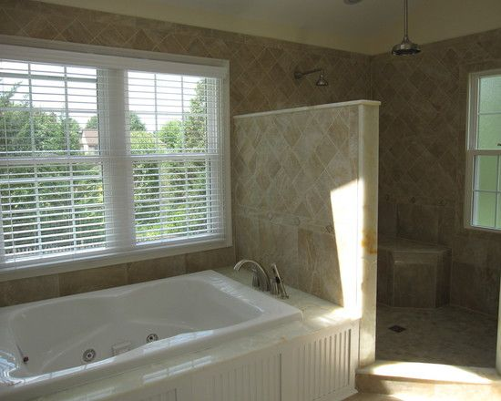 Showers Without Doors Design, Pictures, Remodel, Decor and Ideas ...