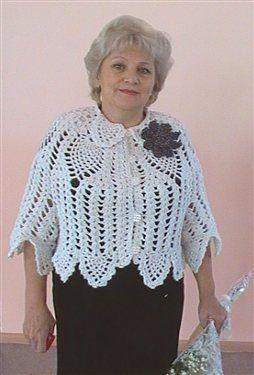 Crochet Me : ?????? - Media - Crochet Me crochet prendas Pinterest