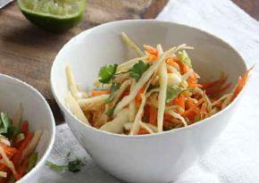 Asian-inspired coleslaw | Recipe