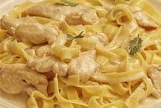 Slow Cooker Chicken Alfredo | Favorite Recipes | Pinterest