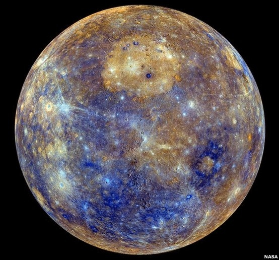 messenger spacecraft mercury discoveries - photo #34