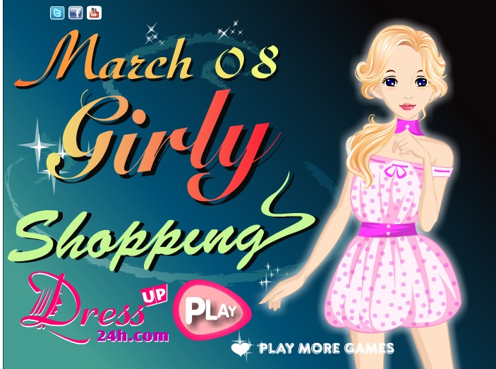 March 08 Girly ...