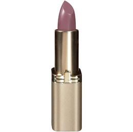 loreal riche lipstick 560, sauce mauve