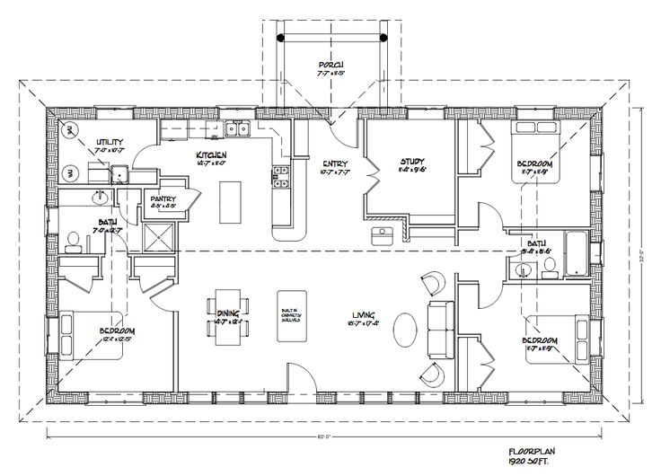 Eco Family 1900 Strawbale House Plan I 39 D Add An Exterior