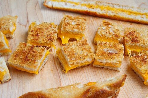 Grilled Cheese Croutons - Compare with David Venable's (QVC) recipe in ...