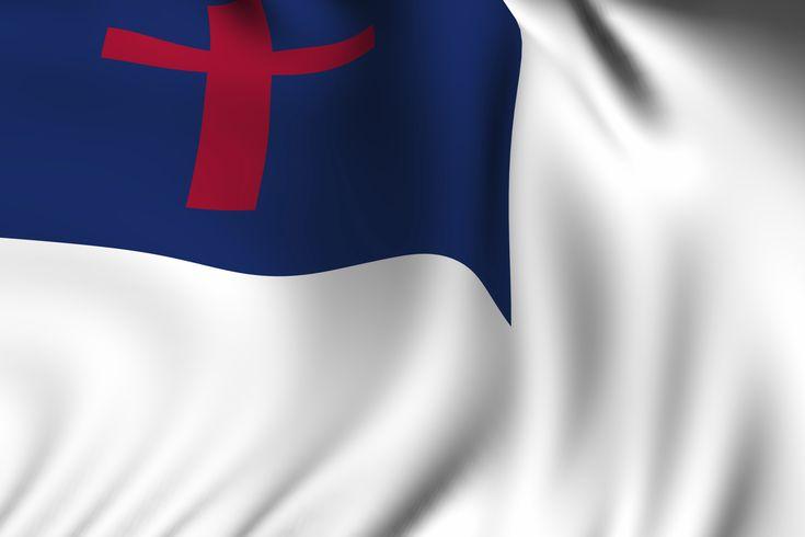 christian flags