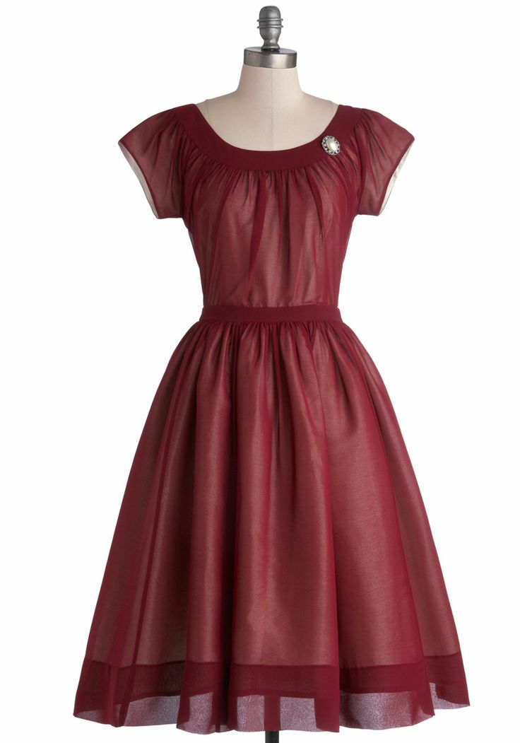 Old Fashioned Fanfare Dress