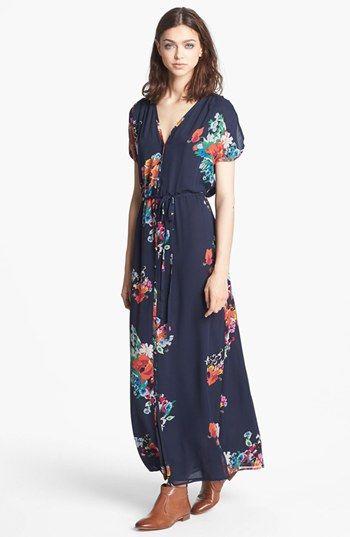 Joie Lunaria B. Silk Shirtdress | Nordstrom