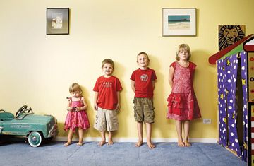 birth order can affect more than Here's how your place in the family can affect your  how birth order affects  if the spacing between siblings is five years or more, the effects of birth order.