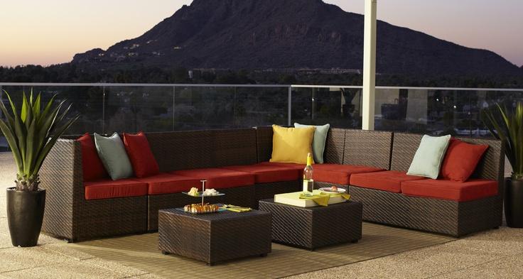 Ciudad Outdoor Furniture from Pier 1 2 Pier1