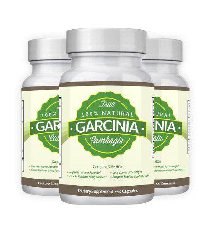 Garcinia Cambogia Extract - Premium Garcinia Cambogia Extract Formula