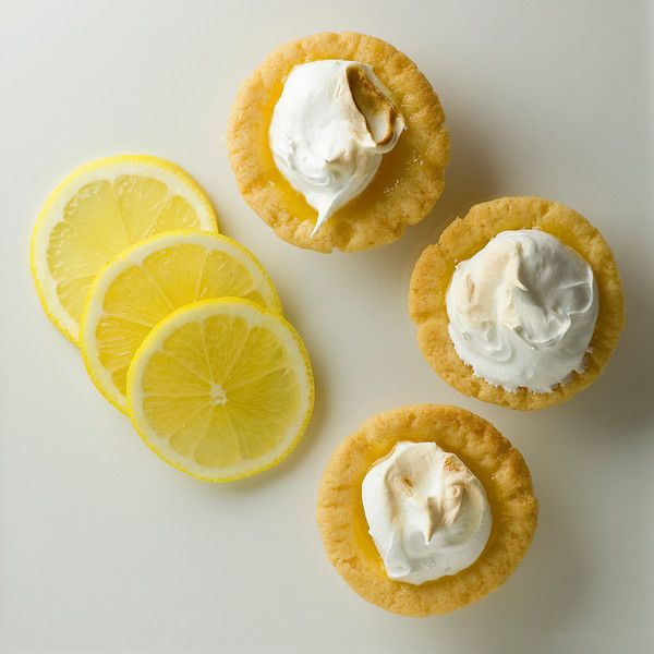 Mini Lemon Meringue Pies from Framed Cooks. http://punchfork.com ...