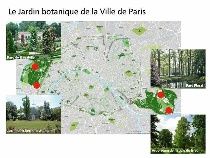 Jardin botanique for Restaurant jardin botanique