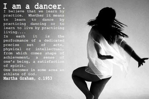 critique of i am a dancer Guidelines for dance critiques the critique should contain   choreography - what was the choreographer trying to say how did he/she  go about.