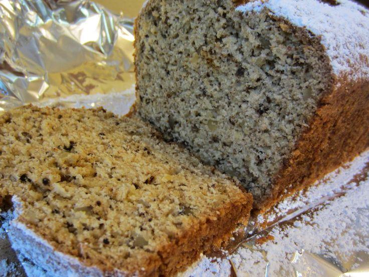 "Applesauce Nut Bread | ""CrAfTy 2 ThE CoRe~DIY GaLoRe"" | Pinterest"