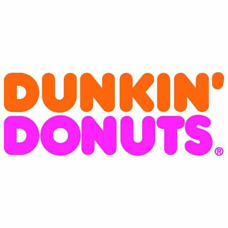 Dunkin Donuts logo   ~Restuarants~   Pinterest