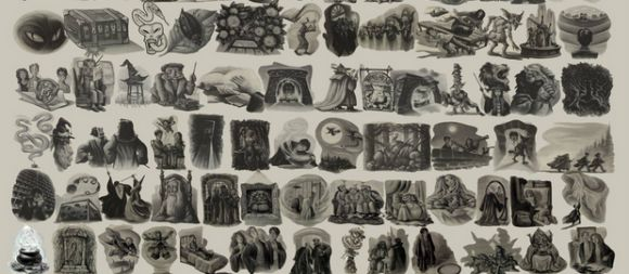 Mary GrandPré, the illustrator behind thebook art for the Harry Potter series, is responsible for some of the most recognizable images in modern literature. Now, Reddit user alcfood compiled every piece of chapter art from the American* version of the books.