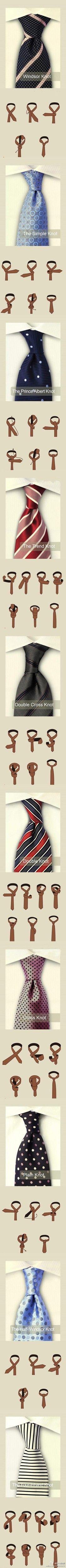Tie instructions!