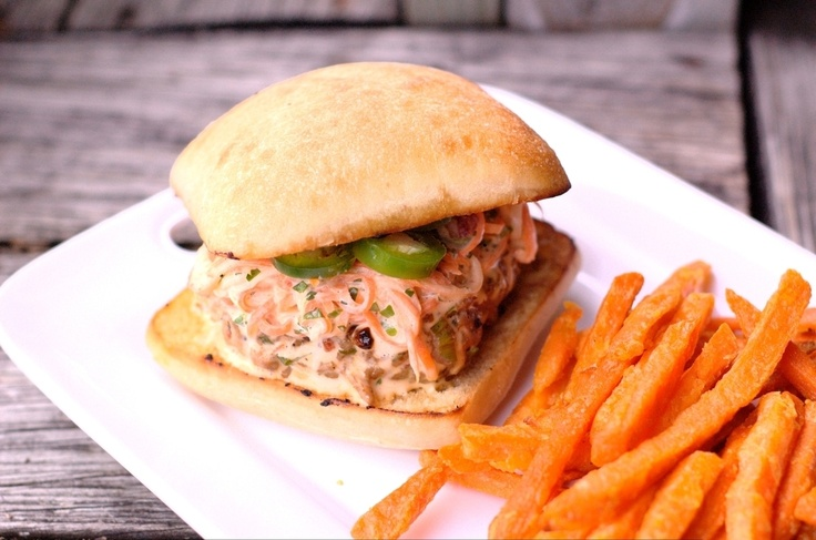 Pork Banh Mi Burgers w Vietnamese Slaw | Why I will never be skinny ...