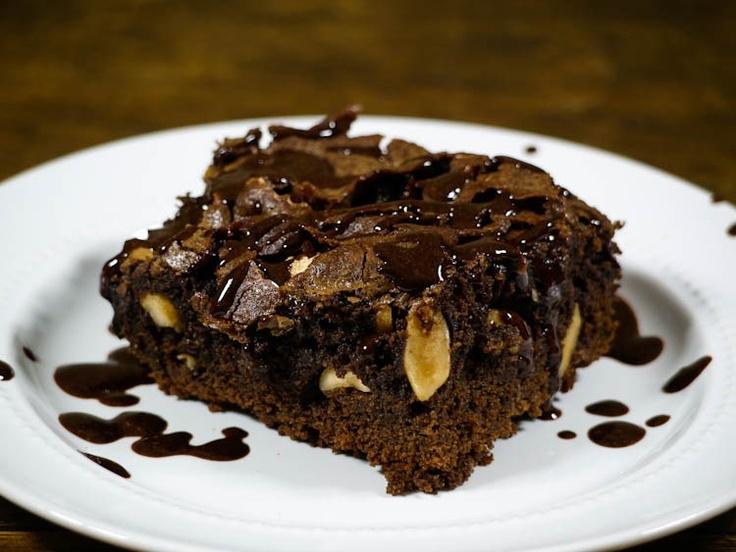 Rocky Road Brownies | Haley Eats Blog | Pinterest