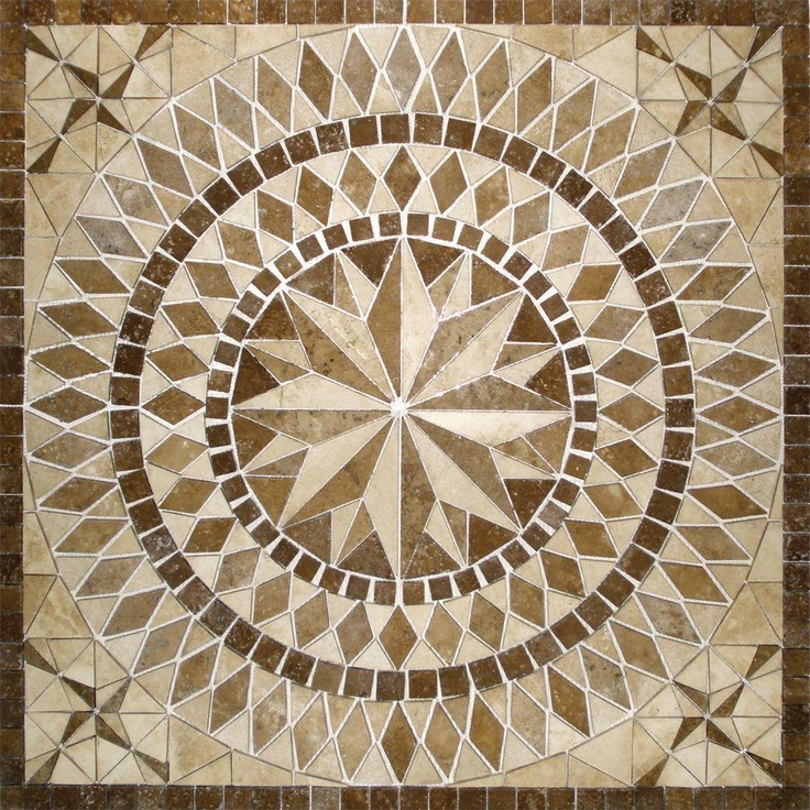 travertine medallion tile tips for installing a tile floor pinter